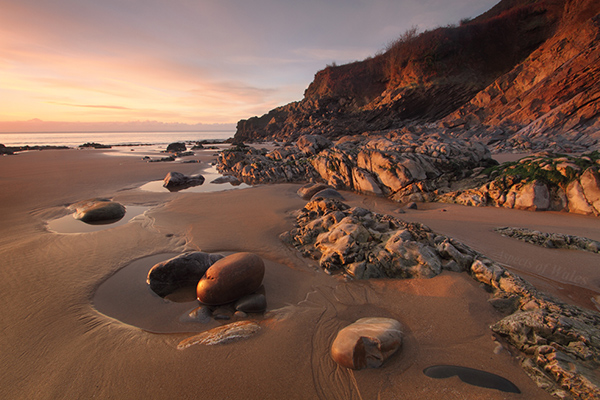 Brandy Cove, Gower