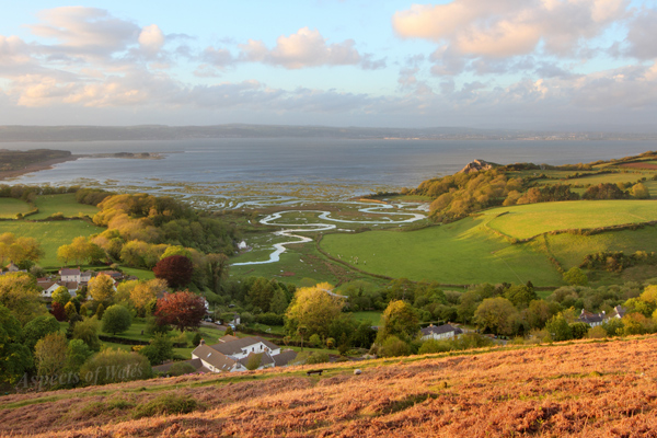 Llanmadoc Hill, Gower