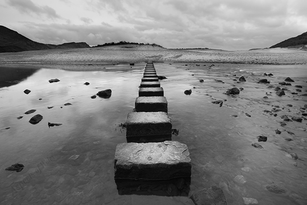Stepping Stones, Gower