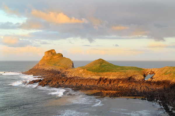 Outer Worm's Head, Rhossili